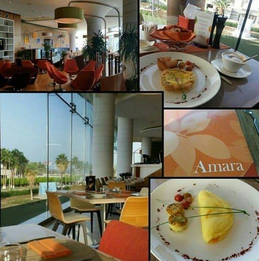 مطعم أمارا في جدة