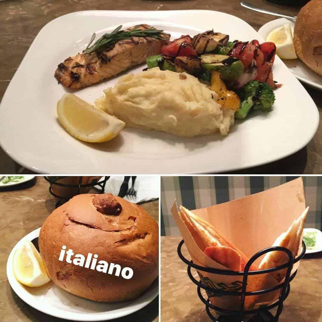 مطعم بياتو جدة