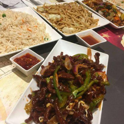 مطعم بيتوتي الصيني في جدة