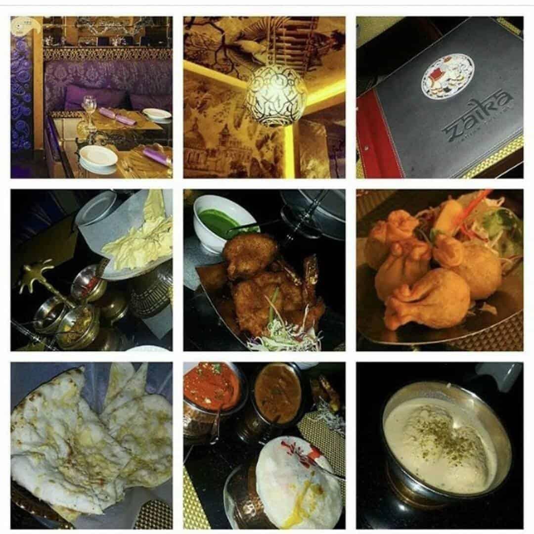 مطعم زايكا الهندي في جدة