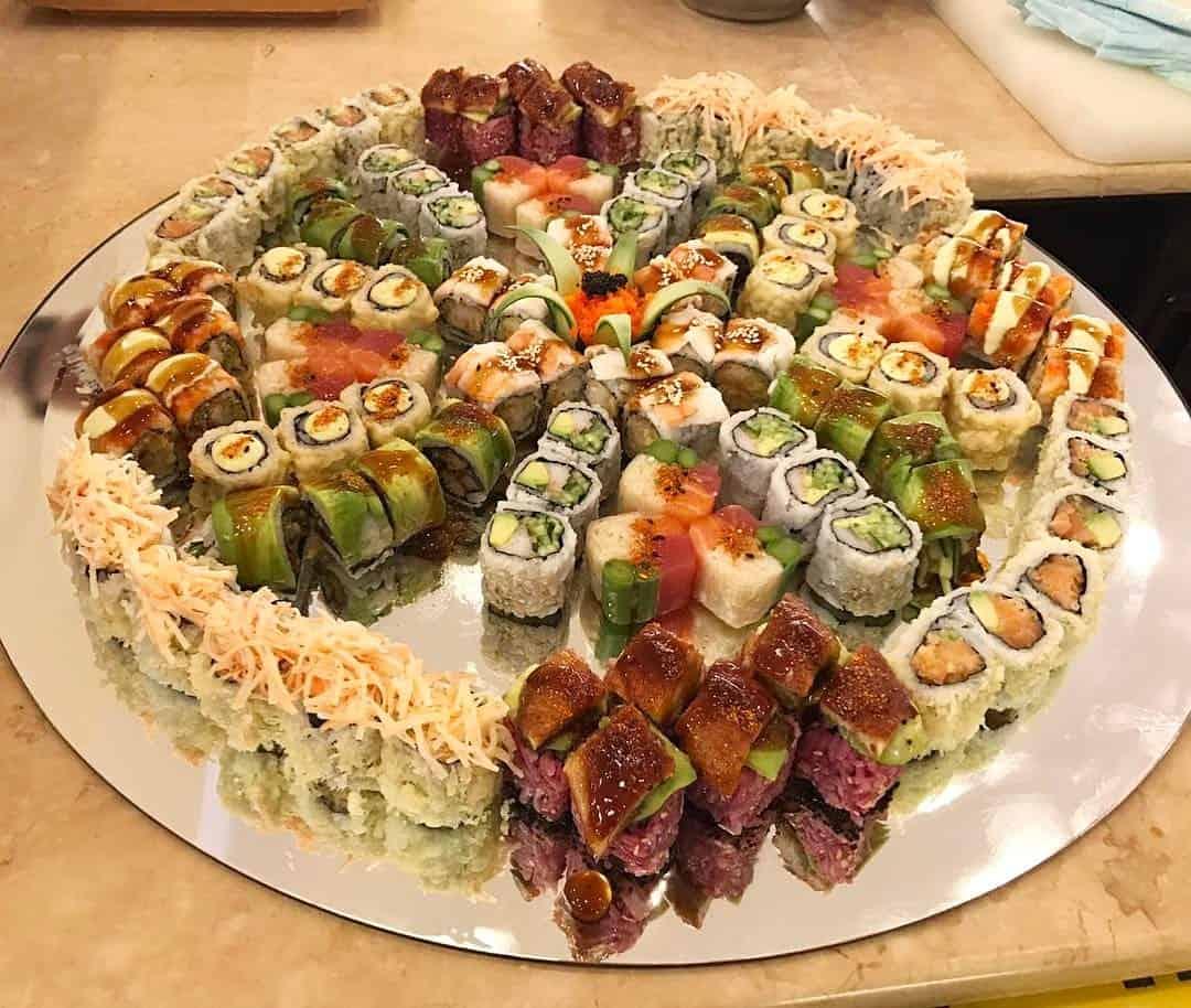 مطعم زن الياباني