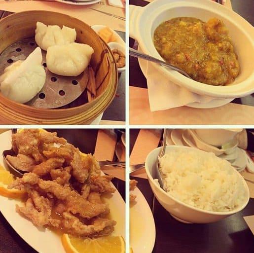 مطعم تشوب ستيكس الصيني