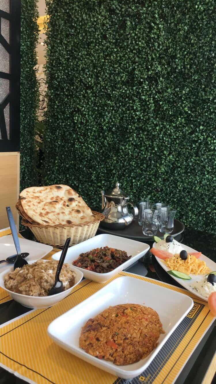 مطعم قلقله الرياض