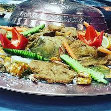 مطعم اسماك المرسى