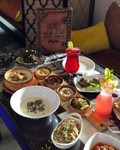 مطعم الإيوان الشامي