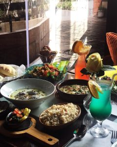 مطعم الإيوان الشامي في الظهران
