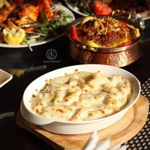 مطعم دار الشرق في الدمام