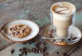 مقهى نص قهوة