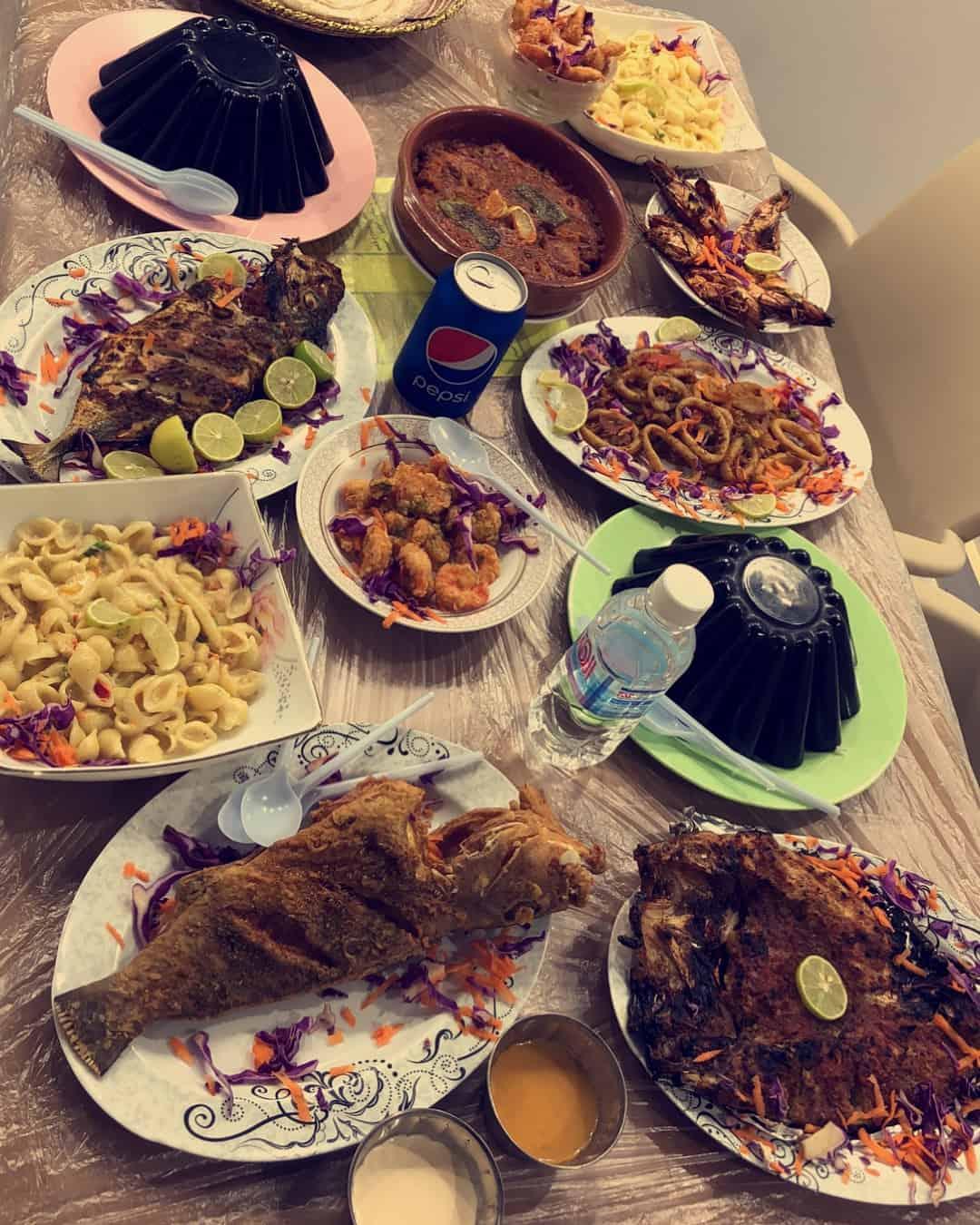 مطعم اسماك المرسى في أبها