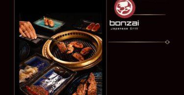 منيو مطعم بونزاي الجديد