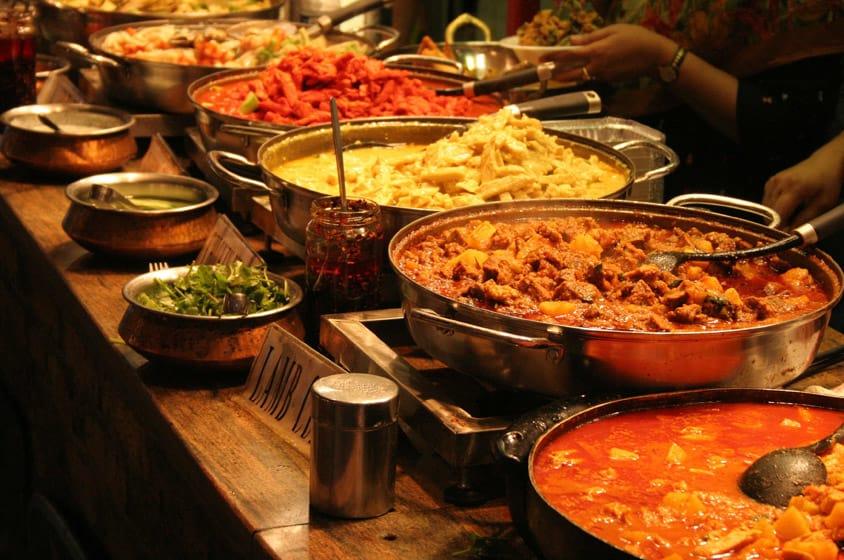 مطعم قصر الهند