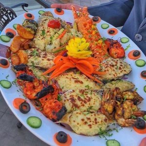 مطعم كومو في الخبر للمأكولات البحرية