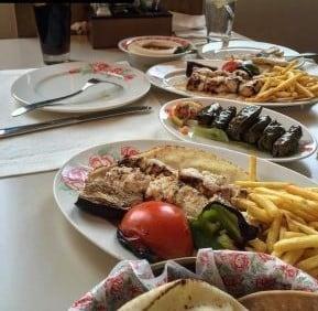مطعم ليلى في الرياض