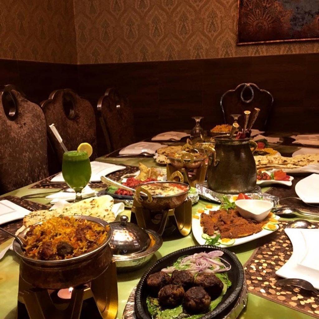 مطعم مرحباً الهندي