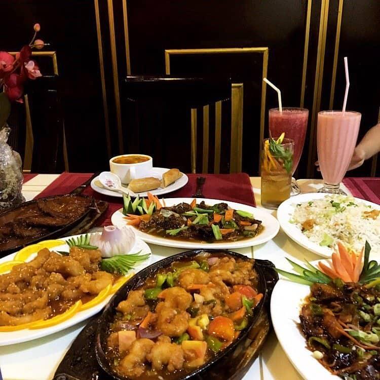 مطعم التنور الصيني