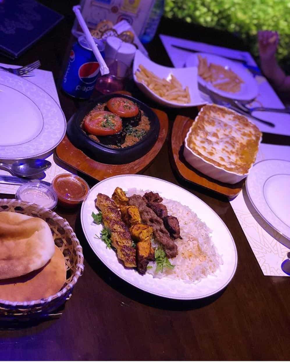 مطعم شاميات