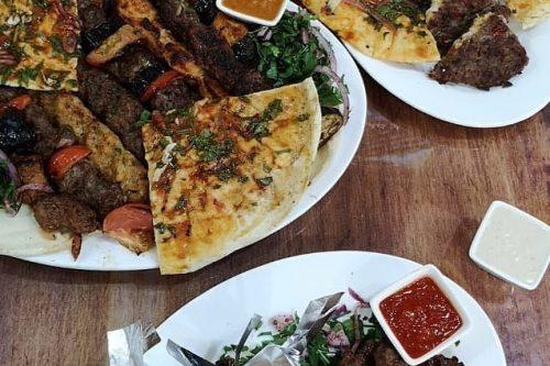 مطعم زين الشامي للمشويات