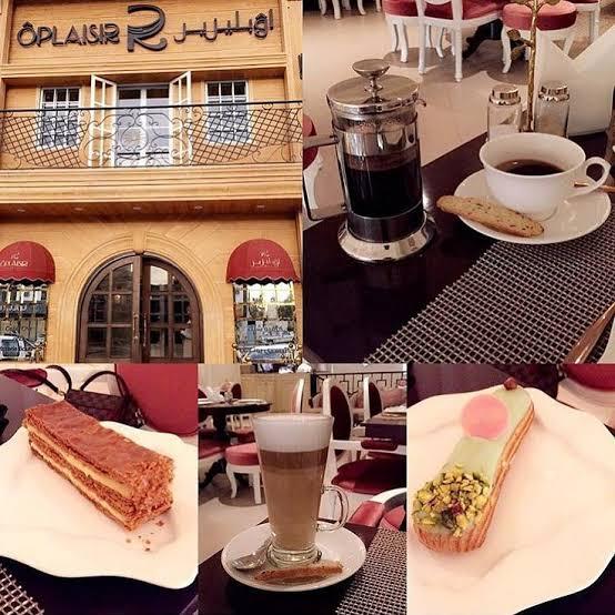اطباق مطعم أوبليزيز الرياض