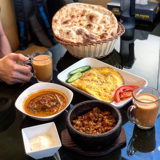Qalqalah restaurant