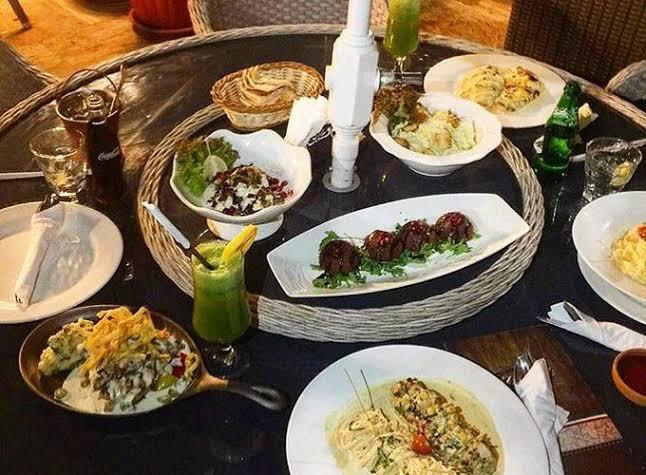 اطباق مطعم أرمين في الرياض