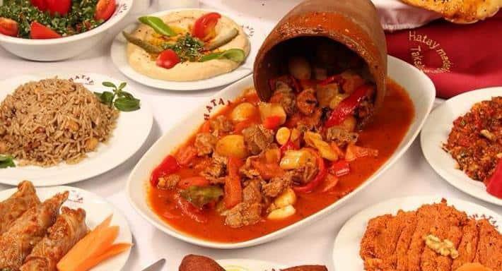 مطعم جبل عمان في تبوك