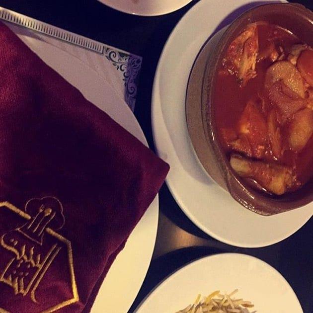 مطعم البيت الشامي