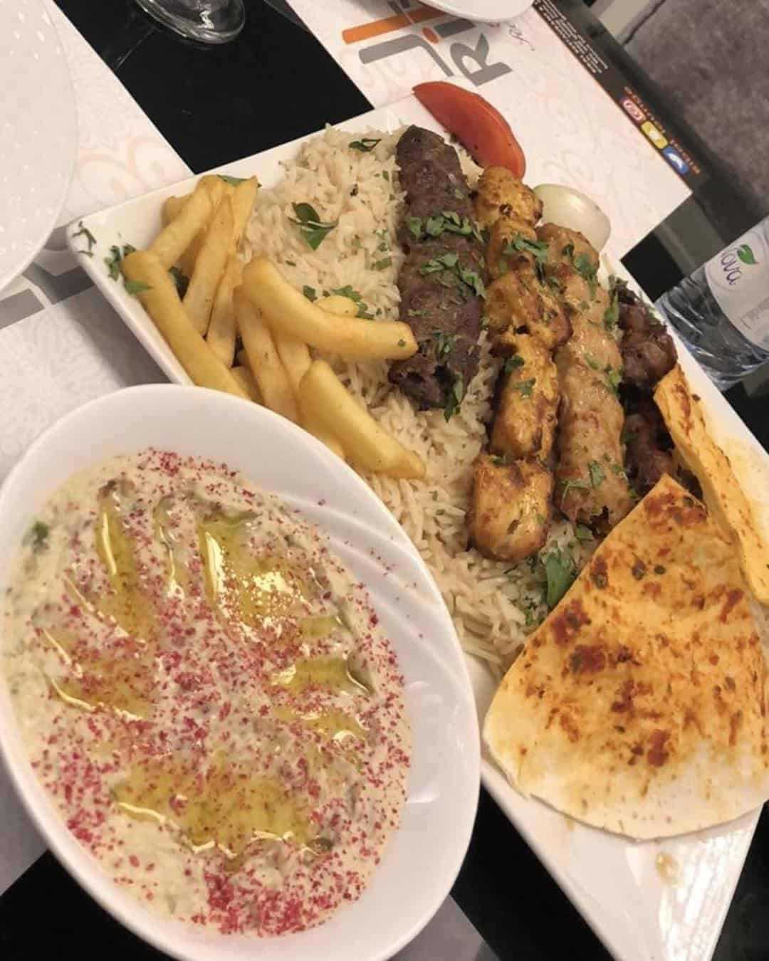 مطعم ريبال لاونج