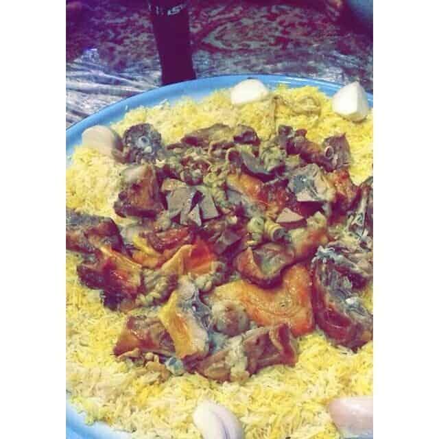 مطعم تلال الخليج