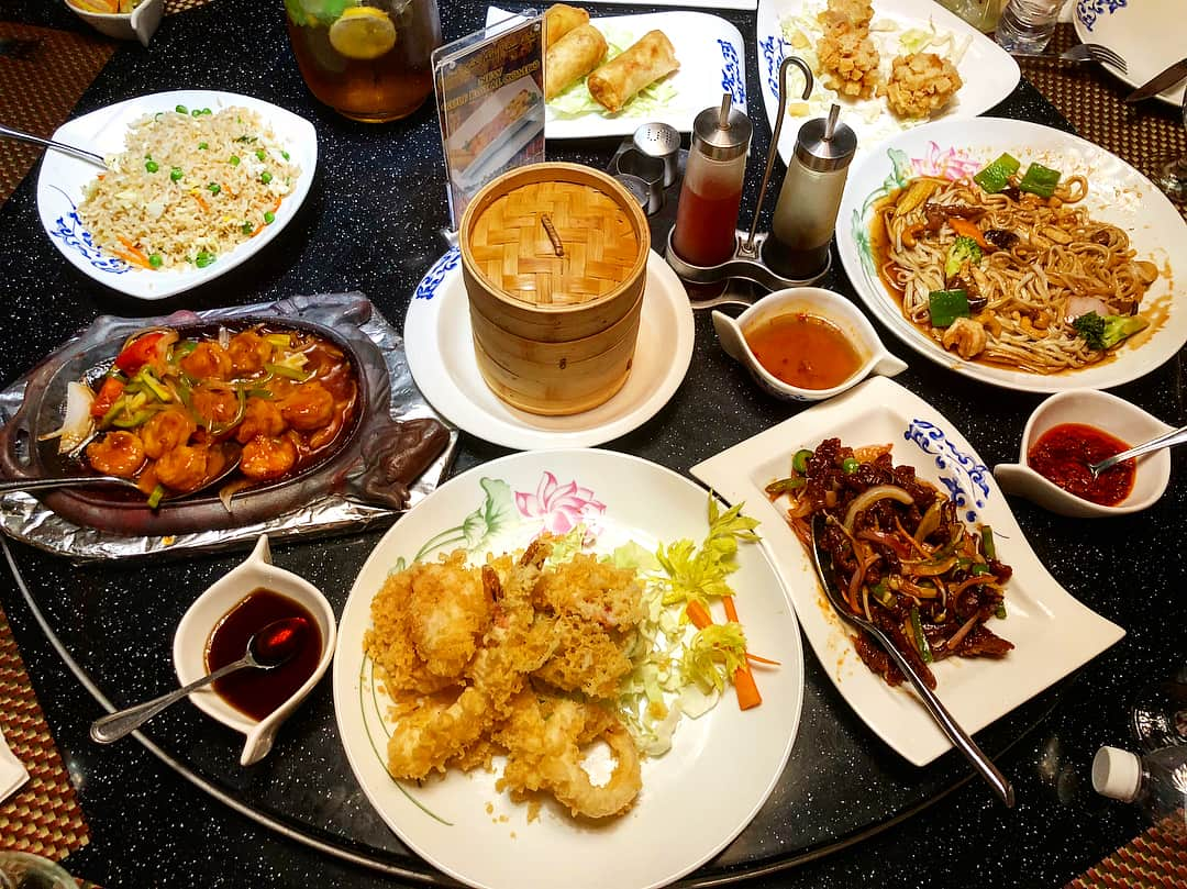 مطعم الخليج الصيني الأسعار المنيو الموقع افضل المطاعم السعودية