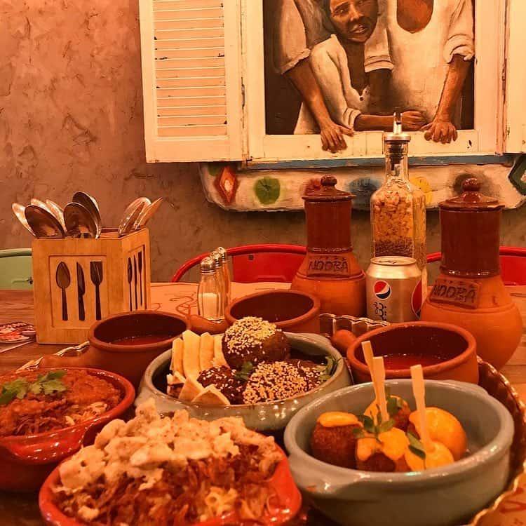 مطعم كشري نوبا
