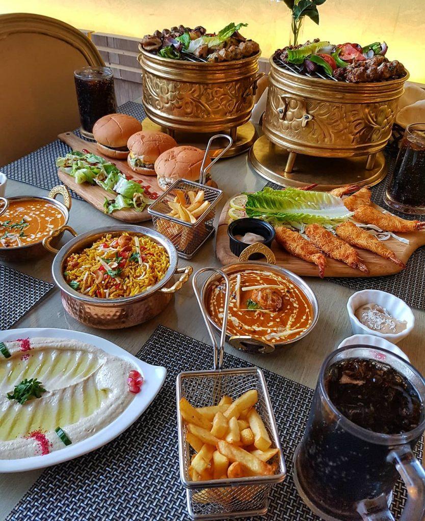 مطعم فيلا جريل