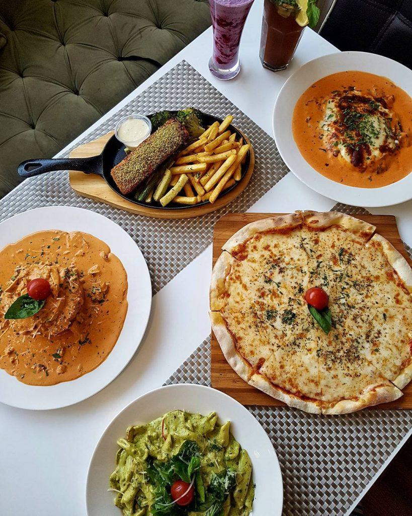 مطعم روسو باستا