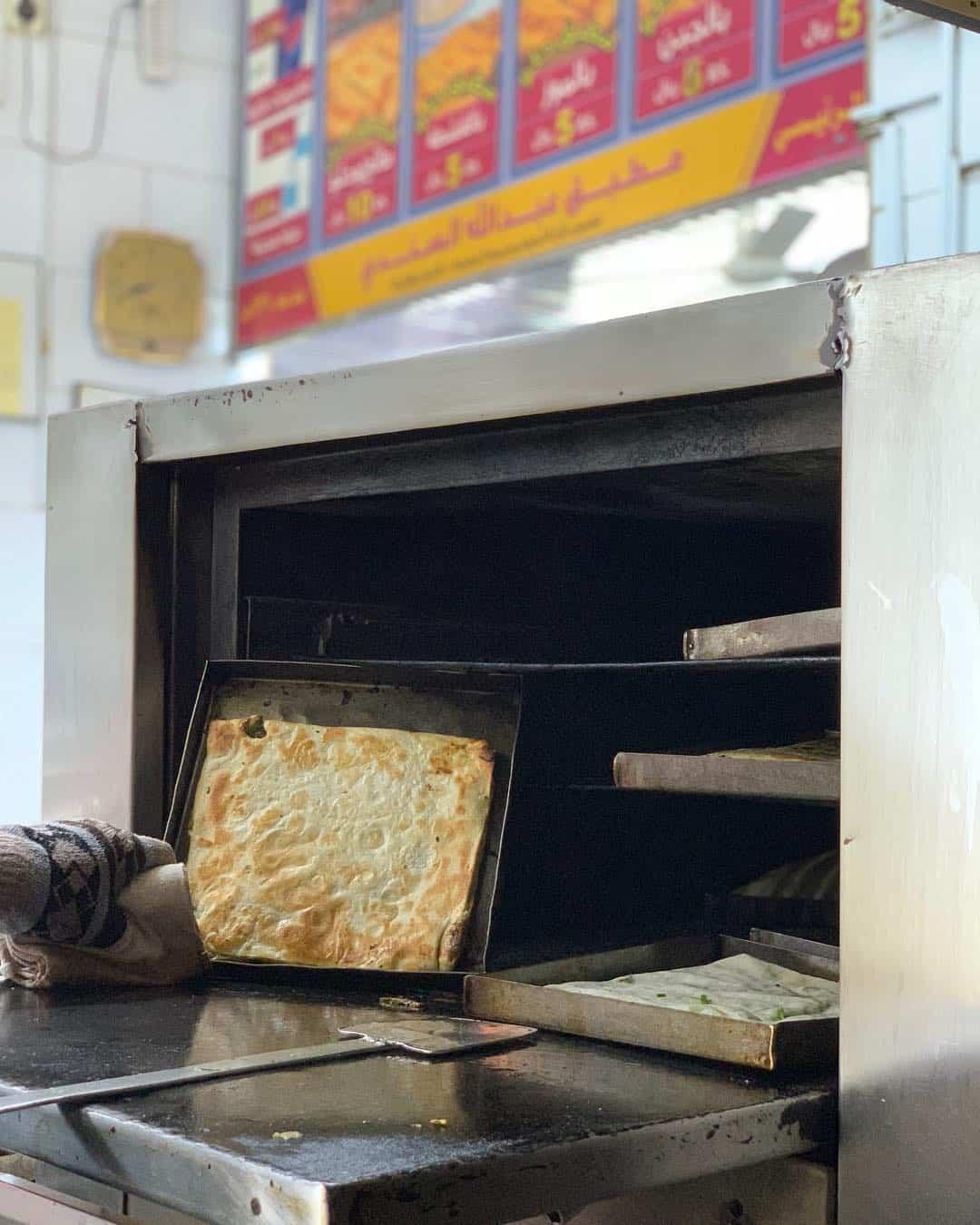 مطعم مطبق السندي
