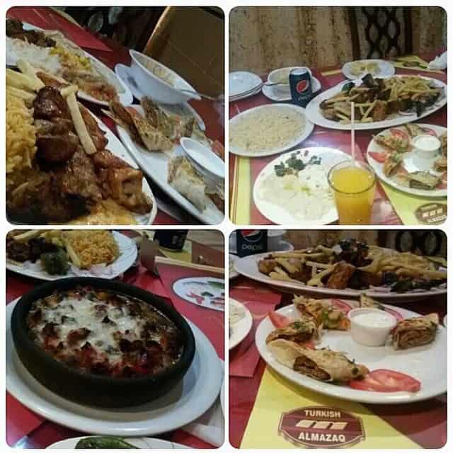 مطعم المذاق التركي