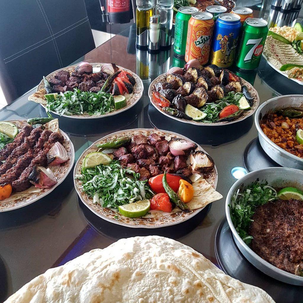 مطعم الرحاب العراقي