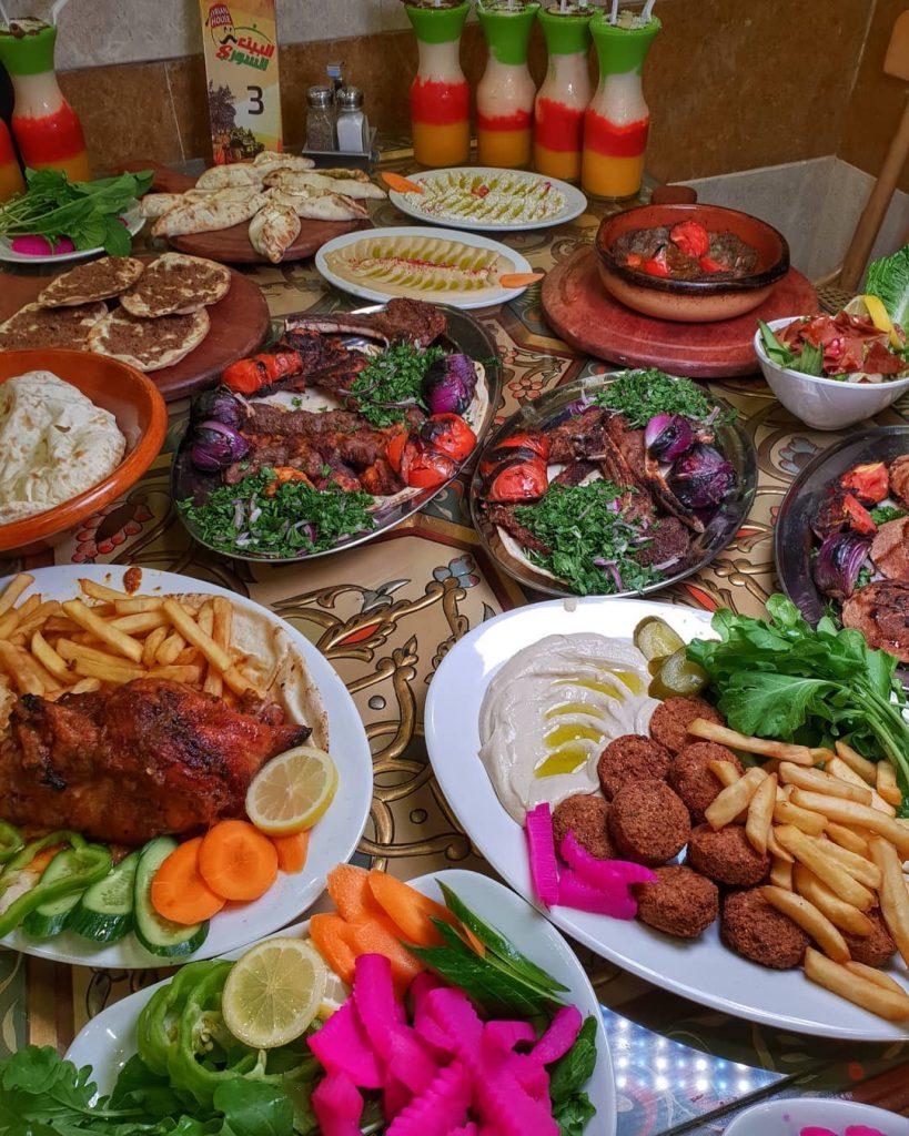 مطعم البيت السوري