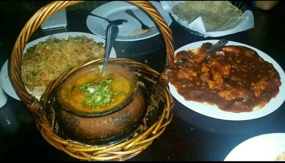 مطعم ارياس الهندي