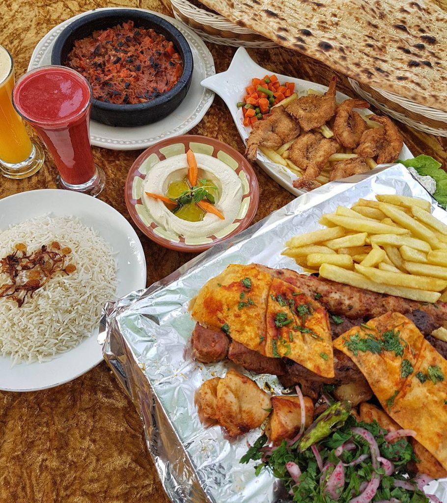 مطعم الفرسان