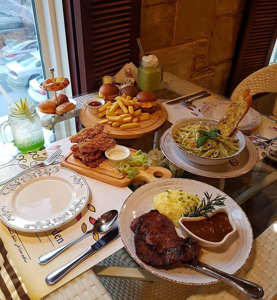 مطعم ديمونورا