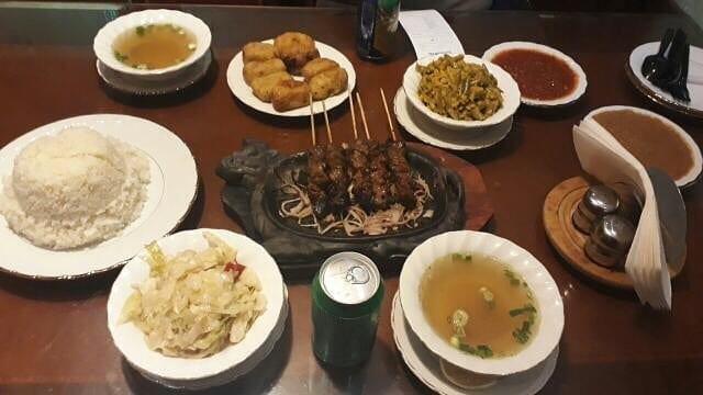 مطعم جنوب شرق اسيا