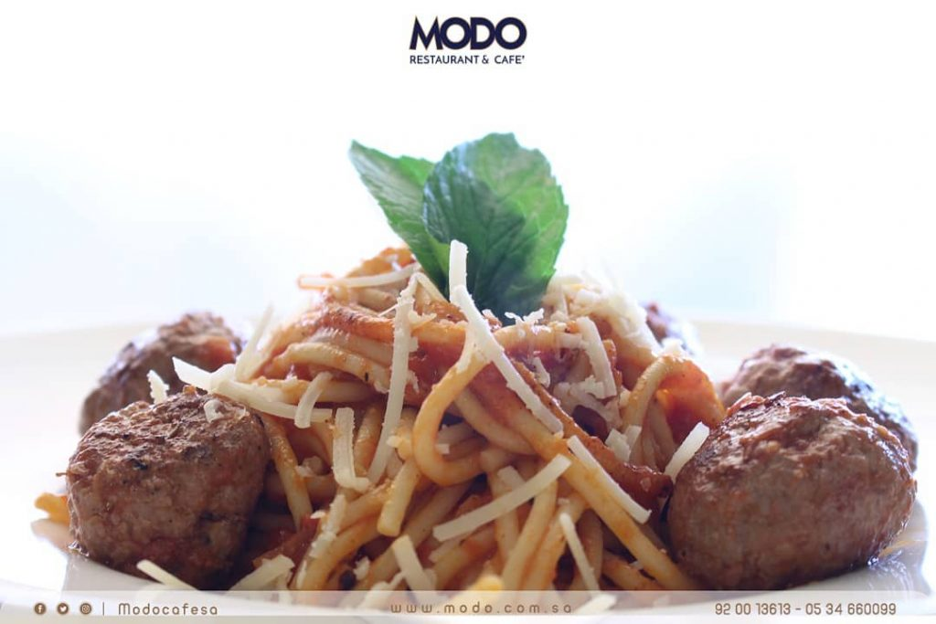 مطعم مودو