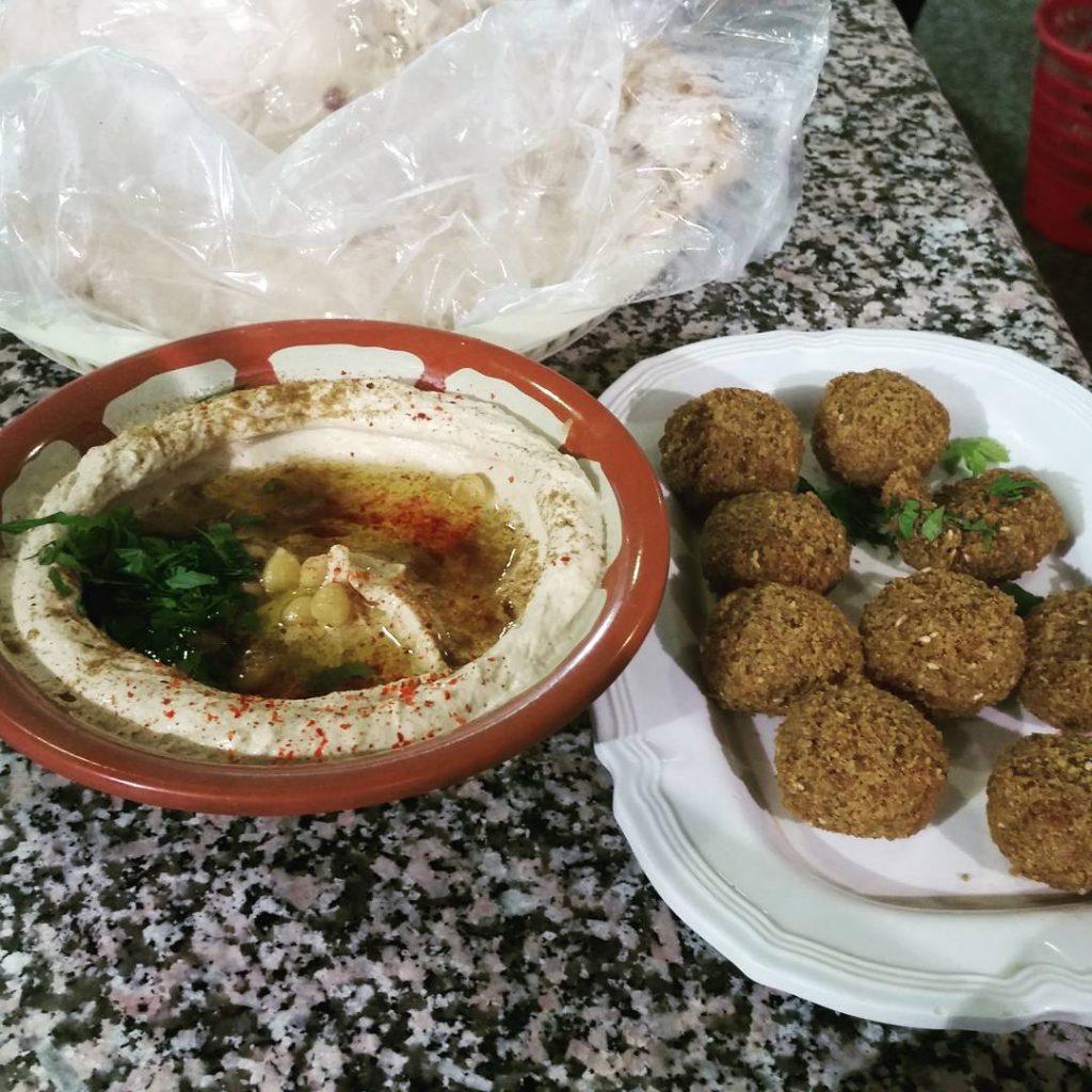 مطعم الشام شامك