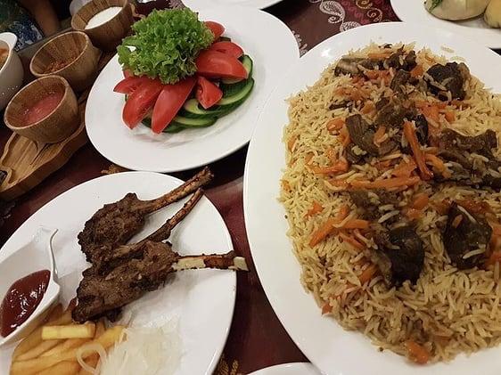 مطعم قلعة الكاجيك