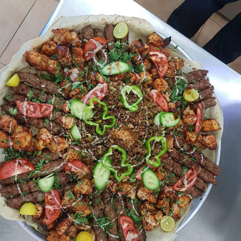 مطاعم التنور العراقي في تبوك