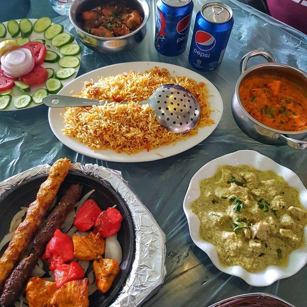 مطعم الباكستاني في تبوك