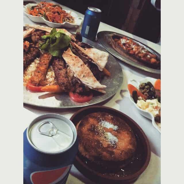 اجمل مطاعم مشويات في الطائف