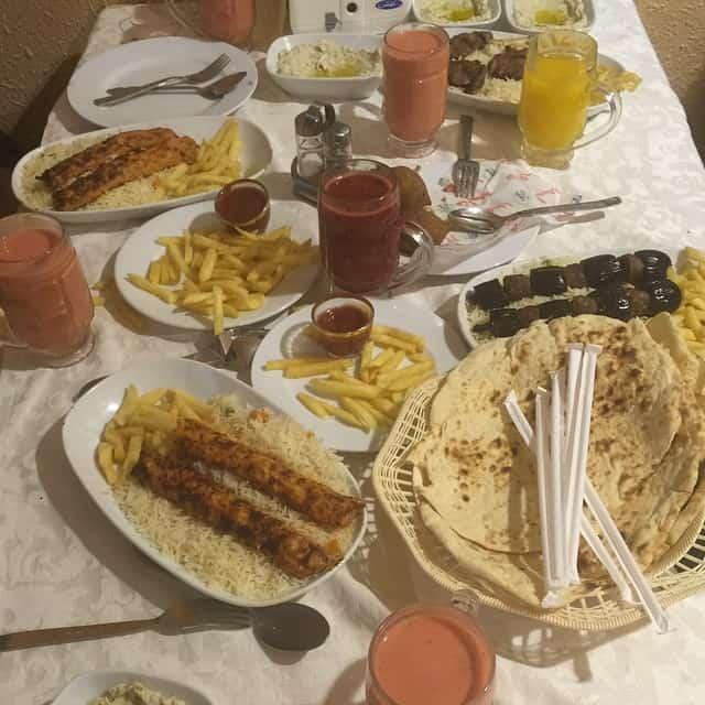 مطعم الرمانة الطائف