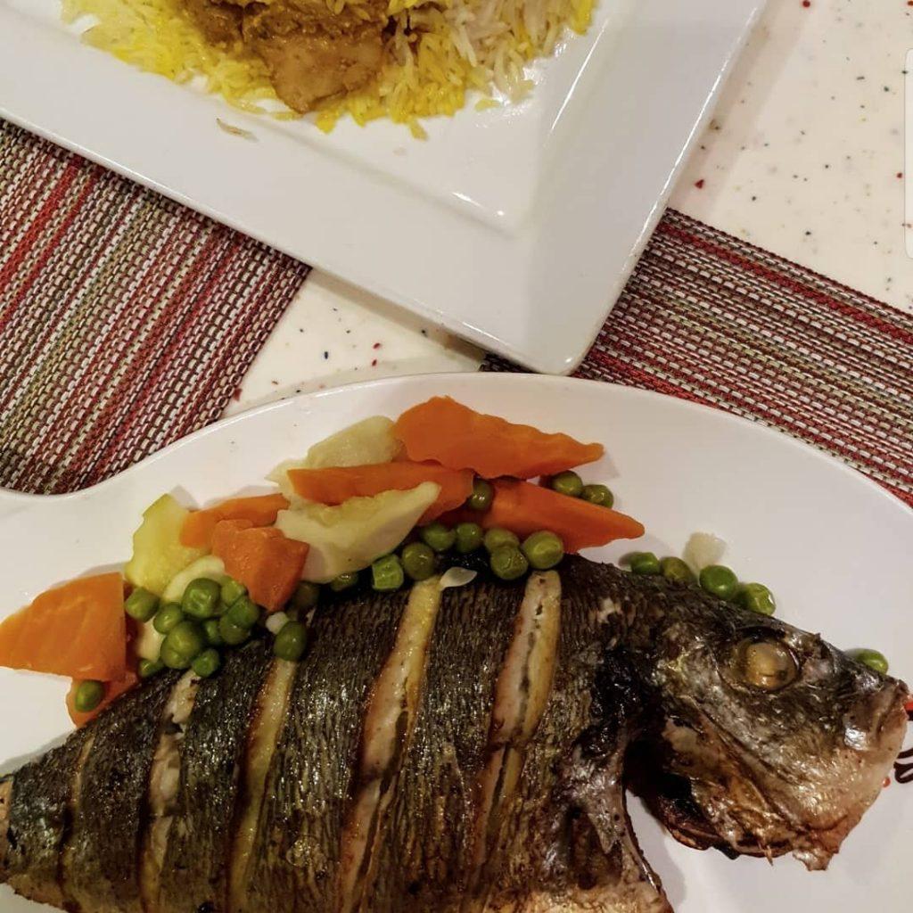 مطعمبيور للأكلات البحرية