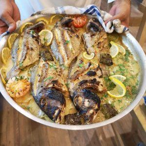 مطعم السماك في جازان