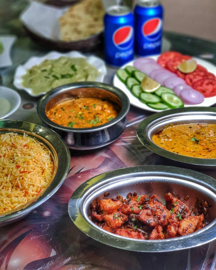 مطعم الباكستاني